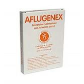 AFLUGENEX Integratore alimentare 12 CPS | BROMATECH