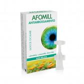 Antiarrossamento 10 Fiale monodose | Gocce oculari per occhi arrossati  | AFOMILL