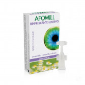 AFOMILL RINFRESCANTE LENITIVO| Gocce oculari 10 Fiale monodose
