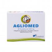 AGLIOMED 30 Tavolette | Integratore Funzione Digestiva | ALKADAE