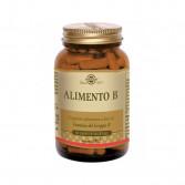 Alimento B - 50 capsule vegetali | Vitamine del gruppo B | SOLGAR