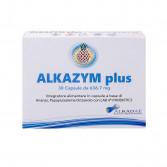 ALKAZYM PLUS 30 Capsule | Integratore Funzione Digestiva | ALKADAE