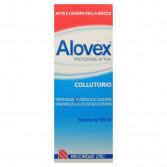 Collutorio Protezione Attiva 120 ml | Afte e lesioni gengivali | ALOVEX