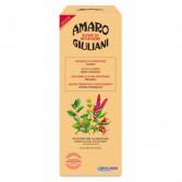 Amaro Elisir di Benessere 300 ml | Integratore digestione e stitichezza | GIULIANI