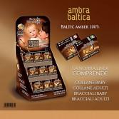 COLLANA ADULTI in Ambra Baltica | ANTICO RIMEDIO