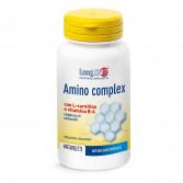AMINO COMPLEX 60 Tavolette | Integratore di Proteine del Siero del Latte | LONGLIFE