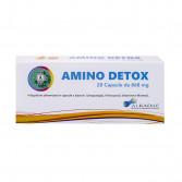 AMINO DETOX 28 Capsule | Integratore Sistema Nervoso | ALKADAE
