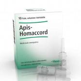 APIS HOMACCORD | 10 Fiale omeopatiche 1,1 ml | Guna Heel