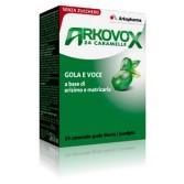 ARKOVOX 24 caramelle| Rimedio per gola e voce|  | ARKOPHARMA