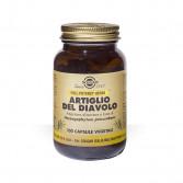 Artiglio del Diavolo 100 capsule vegetali | Integratore funzionalità articolare | SOLGAR