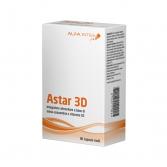 Astar 3D 60 capsule molli   Integratore con meso-zeaxantina e vitamina D3   ALPHA INTES