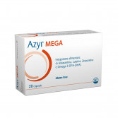 Azyr Mega 20 cps | Integratore occhi e vista | SIFI