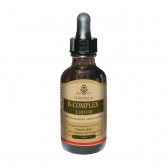 B COMPLEX LIQUID 50 ml | Integratore liquido vitamine gruppo B | SOLGAR