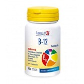 B 12 Sublinguale 50 mcg 100 TAV | LONGLIFE