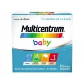 MULTICENTRUM BABY Integratore 14 buste effervescenti | MULTICENTRUM