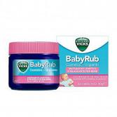 VICKS BabyRub | Unguento lenitivo e rilassante 50 g