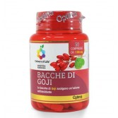 BACCHE DI GOJI 60 cpr | OPTIMA NATURALS - Colours of Life