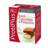 BARRETTA AL CIOCCOLATO E PISTACCHIO Snack dolce | PROTIPLUS