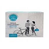 BOX ACTIVE | 10 falconcini + Lip volumiser + Hydrogel Mask | GOLD COLLAGEN