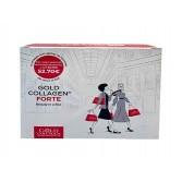 BOX FORTE 10 Flaconcini + Lip volumiser + Hydrogel Mask | GOLD COLLAGEN