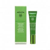 Contorno Occhi segni dell'età antifatica | Anti Fatigue Eye cream 15 ml | APIVITA Bee Radiant