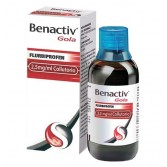 BENACTIV  Gola  2,5 mg/ml  | Collutorio - Flacone 160 ml