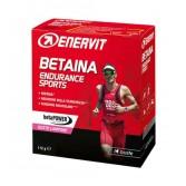 BETAINA ENDURANCE SPORTS 10 buste | Integratore per sportivi - gusto lampone | ENERVIT Sport