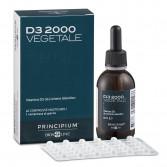 D3 2000 Vegetale 60 Compresse | Integratore Vitamina D da lichene | BIOS LINE