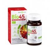 BIO 45 compresse | Integratore di vitamine e sali minerali | BIOS LINE