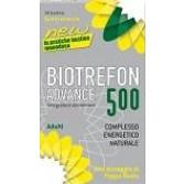 ADVANCE 500 ADULTI | Integratore Naturale Energetico Arancia | BIOTREFON