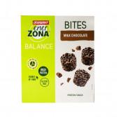 BITES Milk Chocolate | Snack di Soia al Cioccolato al Latte 5 Buste | ENERZONA