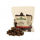 BOCCONCINI DI ANATRA ESSICCATA | Snack 125 g | NATURAVETAL - Canis Plus