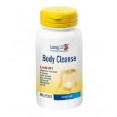 BODY CLEANSE 90 Capsule | Integratore di FOS e Fermenti Lattici | LONGLIFE