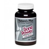 BONE POWER WITH BORON 90 Capsule | Integratore per le ossa | NATURE'S PLUS