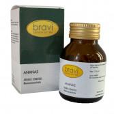 Ananas 50 capsule | Integratore Drenante Anticellulite | BRAVI Monoconcentrati