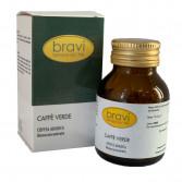 Caffè Verde 50 capsule | Integratore Tonico | BRAVI Monoconcentrati