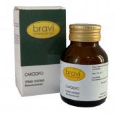 Carciofo 50 capsule | Integratore Depurativo | BRAVI Monoconcentrati