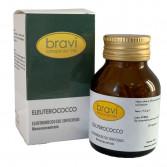 Eleuterococco 50 capsule | Integratore Tonico-adattogeno | BRAVI Monoconcentrati
