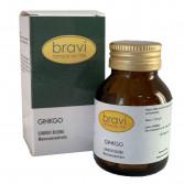 Ginkgo 50 capsule | Integratore Memoria e Microcircolo | BRAVI Monoconcentrati