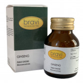 Ginseng 50 capsule | Integratore contro lo Stress | BRAVI Monoconcentrati