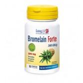 BROMELAIN FORTE 30 cpr | Integratore di Bromelina da gambo d'ananas | LONGLIFE