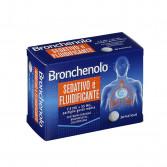 Bronchenolo Sedativo e Fluidificante | 20 Pastiglie gusto menta