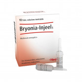 BRYONIA INJELL | 10 Fiale omeopatiche | GUNA Heel