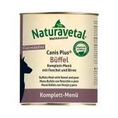 BUFFEL | Bufalo, finocchio e pera 820 g cod.2331 | NATURAVETAL - Canis Plus