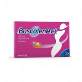 Buscofen Act 400 mg   20 Capsule Molli