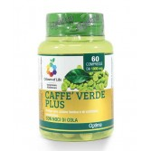 CAFFÉ VERDE PLUS 60 cpr | Integratore Peso | OPTIMA NATURALS Colours of Life