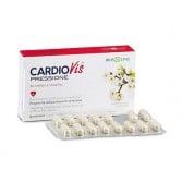 CARDIOVIS PRESSIONE 30 cps | Integratore per il controllo della pressione | BIOS LINE