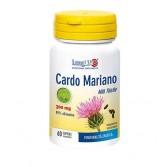 CARDO MARIANO 60 Capsule | Integratore Funzionalità Epatica | LONGLIFE