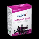 CARNITINE 1000 30 cpr | Integratore Carnitina con Vitamina B6 | ETIXX