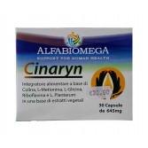 CINARYN 30 Capsule | Integratore Fegato e Cistifellea | ALFABIOMEGA